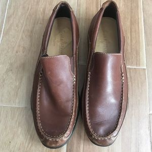 Cole Haan slip on slip on  shoes.
